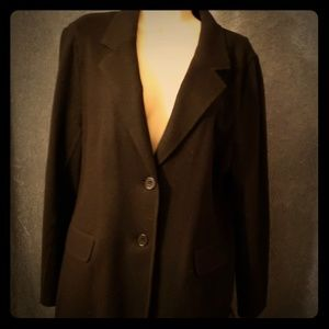 Talbots wool jacket